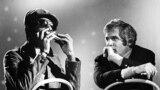 Джем-сэшн со Стиви Уандером и Бертом Бакараком. 1970-е