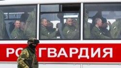 Росгвардия контролирует Крым | Крымский вечер