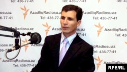 Член парламентского комитета обороны и безопасности Захид Орудж