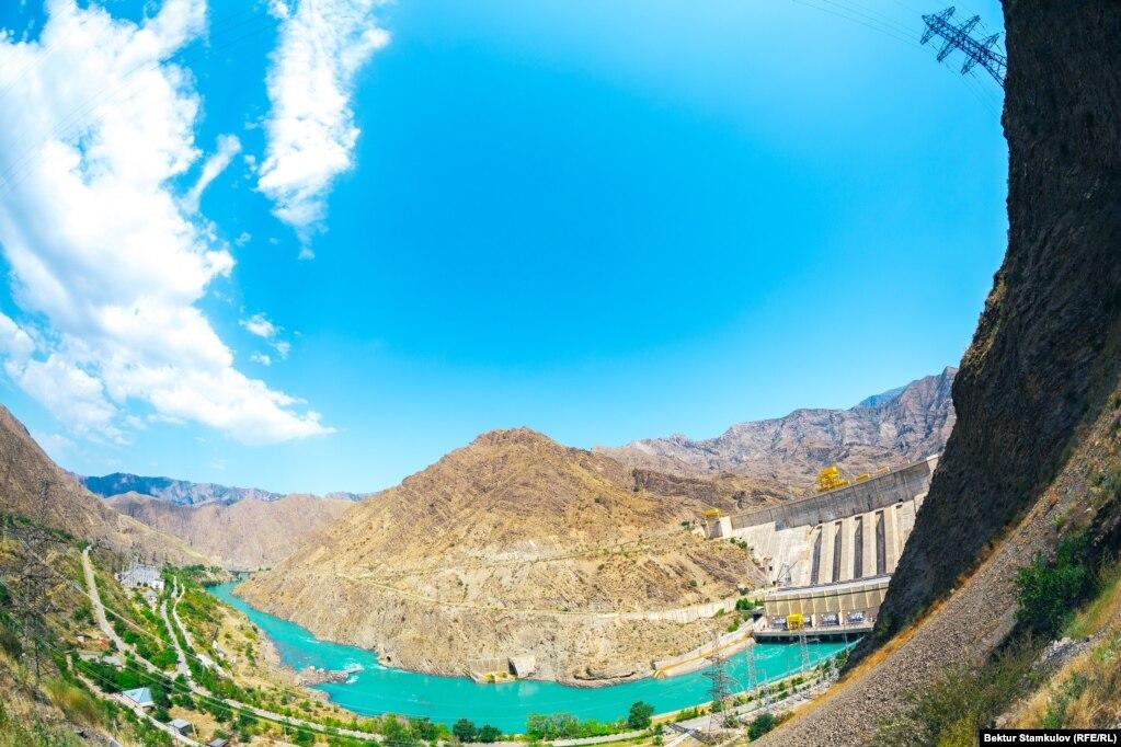 Күрп-Сай ГЭСи. Жалал-Абад.