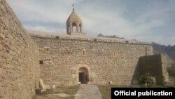 Մեղրիի Սուրբ Սարգիս եկեղեցին, լուսանկարը՝ Հայաստանի մշակույթի նախարարության