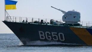 Генеральна репетиція військово-морського параду до Дня Незалежності, Одеса