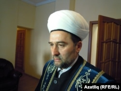 Татарстан мөфтие Илдус Фәиз