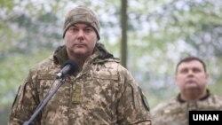 Командувач Об'єднаних сил Сергій Наєв
