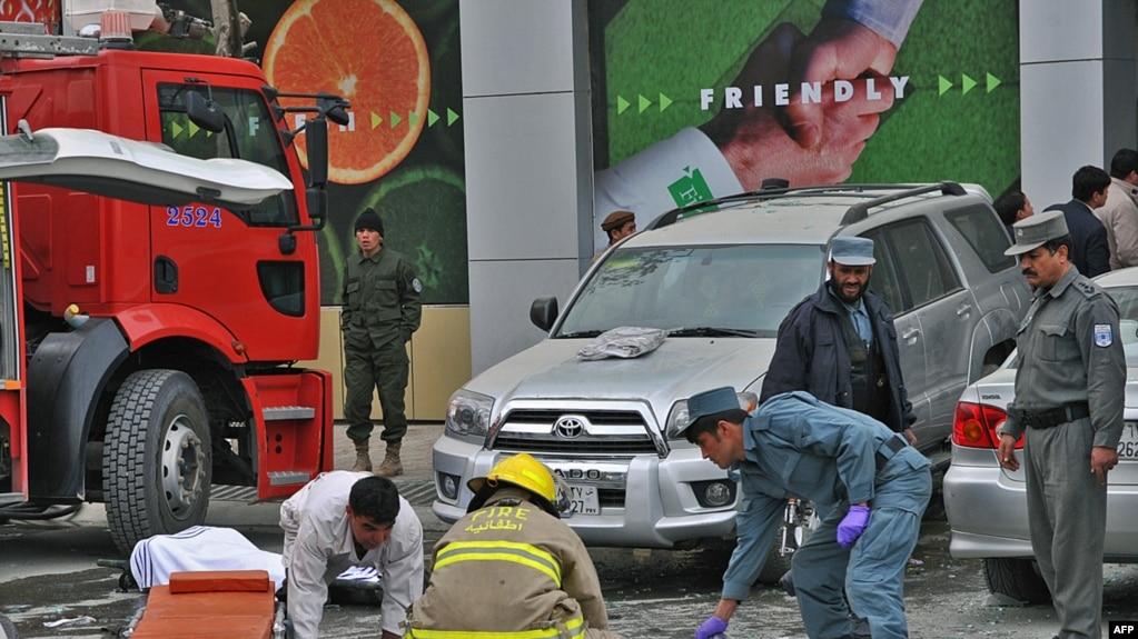 Image result for حمله انتحاری فاینست کابل