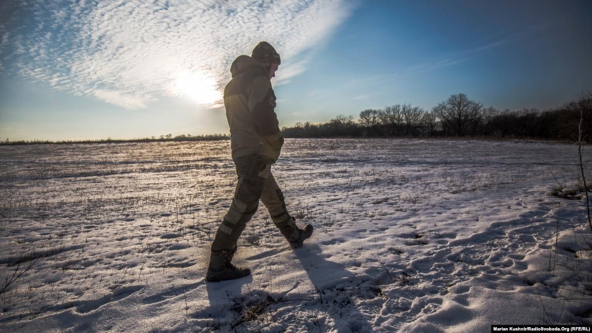 Украинские военные заявляют об исчезновении бойца на Донбассе