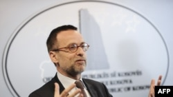Специјалниот претставник за Косово, Фернандо Џентилини