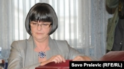 Državni tužilac Ranka Čarapić