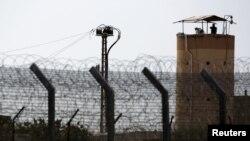 نقطة مراقبة في شمال سيناء