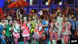 Участники детского конкурса Eurovision