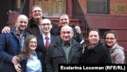 Moldoveni alegători la New York