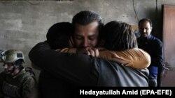 Вработени во ТВ Шамшад по ослободувањето