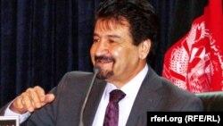 Мохаммад Захир Азими, представитель министерства обороны Афганистана.
