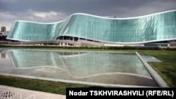 Здание МВД в Тбилиси