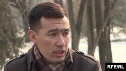Шалқар Нұрсейітов.
