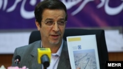 File - Morteza Saqaiyan-Nezhad, mayor of the Holy City of Qom, who is under fire for having his children reside abroad.