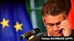 Šef nemačke diplomatije Zigmar Gabrijel