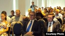 Встреча с Касьяновым в Чебоксарах прошла в одном из отелей города