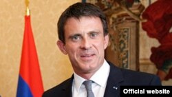 Франция премьер-министрі Мануэль Вальс.