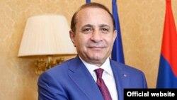 Премьер-министр Армении Овик Абрамян