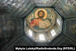 Купол Краматорского Свято-Троицкого собора