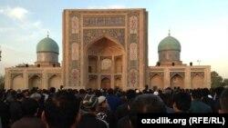 В дни саммита ШОС мечеть Хаст-Имам будет закрыта для жителей узбекской столицы.