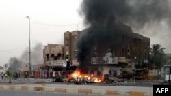 Після вибуху в Багдаді, 3 вересня 2013 року