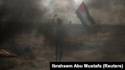 Пратэсты ў сэктары Газа