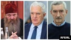 Епископ Бодбийский Иаков недоволен высказываниями Амирана Гамкрелидзе и Пааты Имнадзе, обвиняя их в том, что они сеют панику