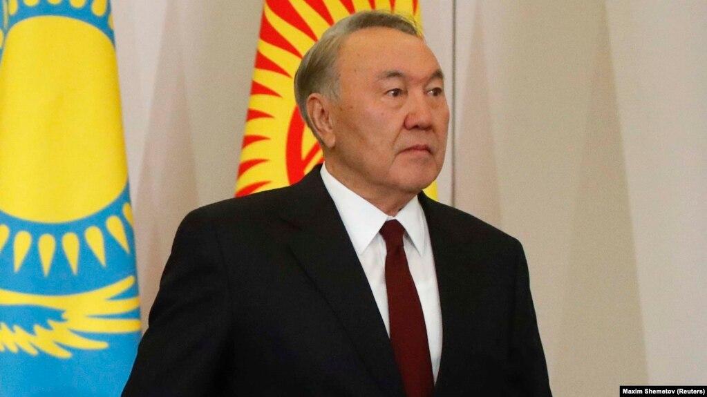 Qazaqstan prezidenti Nwrswltan Nazarbaev. Soçi, 11 qazan 2017 jıl.