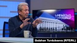 Лидер партии «Бутун Кыргызстан» Адахан Мадумаров. Архивное фото.