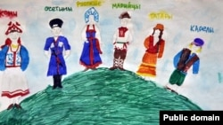 Автор рисунка: Камила Урманаева