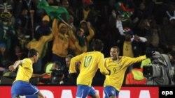 المنتخب البرازيلي يفوز في كأس القارات، 28 حزيران 2009