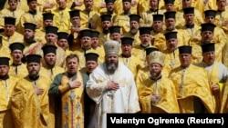 Sveštenici Ukrajinske pravoslavne crkve, Kijev