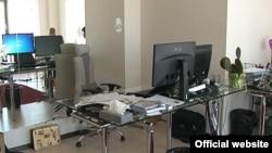 Офіс EX.ua сьогодні (фото з сайту mvs.gov.ua)