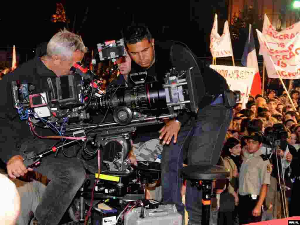В Грузии снимается фильм о войне в августе 2008 года
