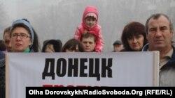 Донецькі підприємці проти Податкового кодексу, 15 листопада 2010 року