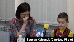 Дружина журналіста, Світлана Кирилаш