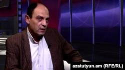 Правозащитник Аветик Ишханян (архив)