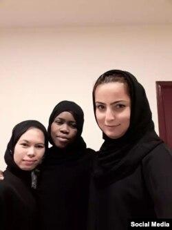 Шамсия Асаналишоева, як зани дигар тоҷик низ қаблан аз бархӯрди бади корфармои худ дар Саудӣ, шикоят карда буд.