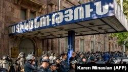 Yerevan, 22 aprel, 2018-ci il