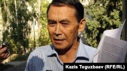 Мухит Дербисалин, пенсионер. Алматы, 4 сентября 2012 года.