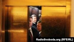 Віктар Януковіч у Вільні