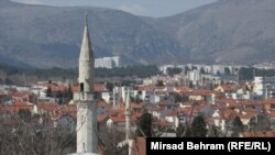 Mostar, ilustracija