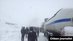Душанбе-Чаноқ 11.01.2015