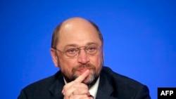 Мартин Шульц считает, что в Москве неоправданно боятся укрепления связей между Украиной и ЕС