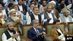 A Loya Jirga brings together elders, religious scholars, and prominent Afghans. (file photo)