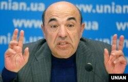 Вадим Рабінович (архівне фото)