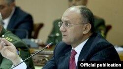 Պաշտպանության նախարար Սեյրան Օհանյան