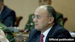 ՀՀ պաշտպանության նախարար Սեյրան Օհանյան